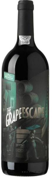 Quinta do Pôpa Art Projects The Grape Escape Tinto - 1 Liter - beschädigtes Etikett
