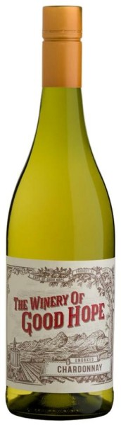 The Winery of Good Hope Unoaked Chardonnay