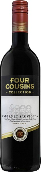 Van Loveren Four Cousins Collection Cabernet Sauvignon