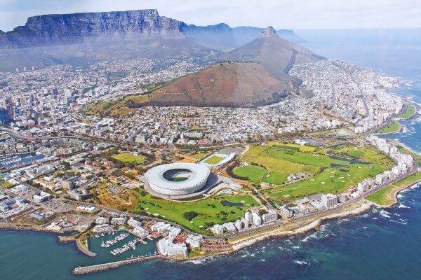 Kapstadt-von-oben