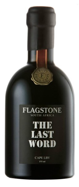 Flagstone The Last Word Cape LBV 2014