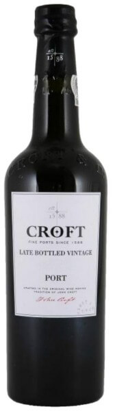 Croft Late Bottled Vintage Port