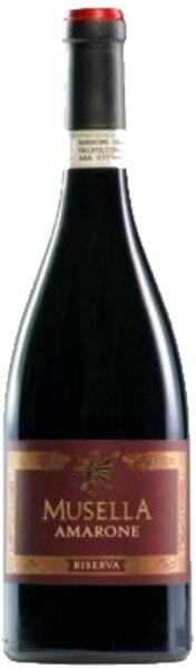 Musella Amarone della Valpolicella Riserva DOC 2012