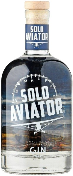 Solo Aviator Gin - 500 ml