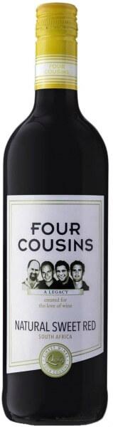 Van Loveren Four Cousins Natural Sweet Red