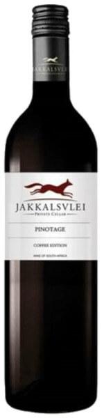 Jakkalsvlei Pinotage Coffee Edition