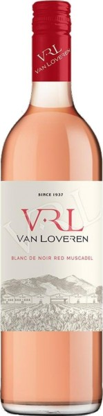 Van Loveren Blanc De Noir Red Muscadel