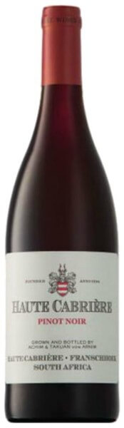 Haute Cabriere Pinot Noir Reserve
