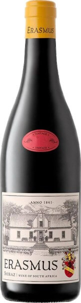 Erasmus Family Wines Shiraz 2017