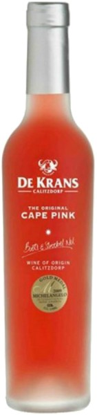 De Krans Cape Pink halbe Flasche
