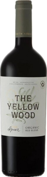 Spier The Yellow Wood Organic Red Blend 2019