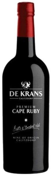 De Krans Premium Cape Ruby