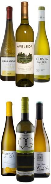 Frischepaket aus dem Vinho Verde