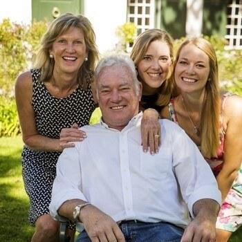 Ken_Forrester_und_Familie