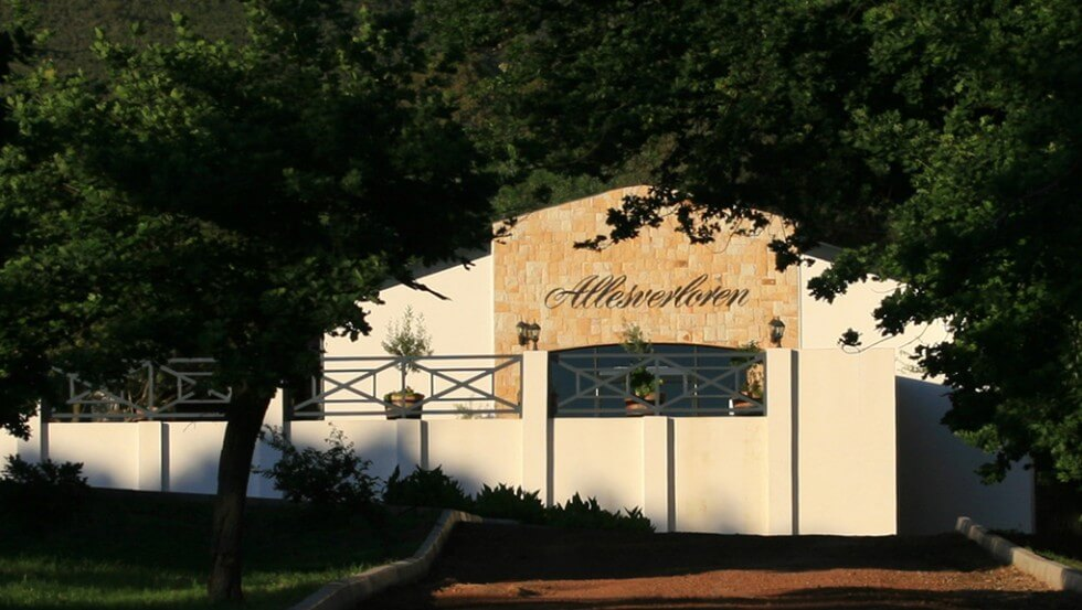 Allesverloren Wine Estate