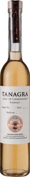 Tanagra Marc de Chardonnay Barrique Brand 2017