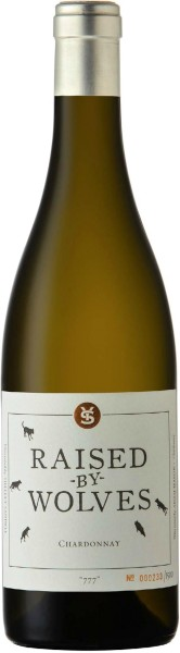 Yardstick Raised by Wolves 777 Chardonnay