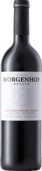 Morgenhof Pinotage Vintage Select