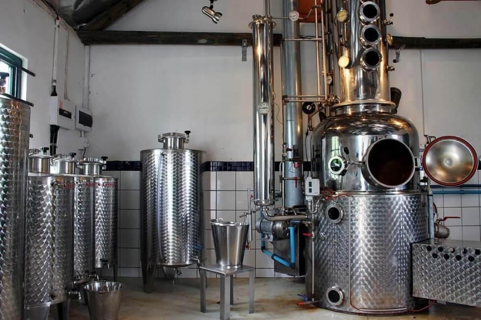 Tanagra Winery & Distillery