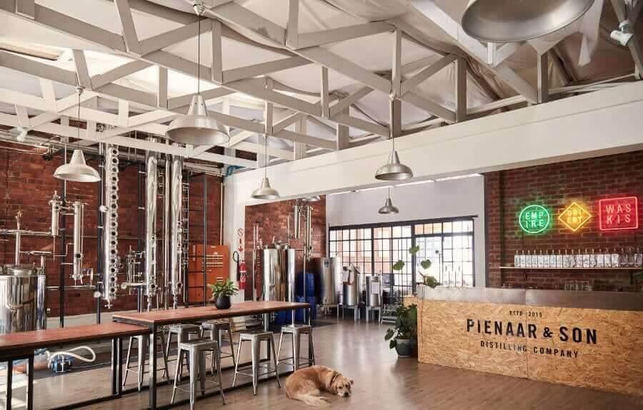 Pienaar & Son Distilling Company