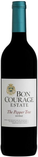 Bon Courage The Pepper Tree Shiraz