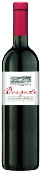 Montepulciano d'Abruzzo Borgate DOC